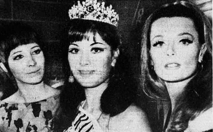 a 19 anni vince il concorso di bellezza lady france