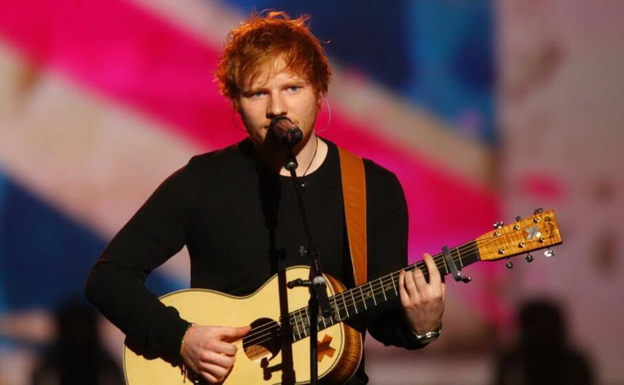 Ed Sheeran e Ghali insieme in una versione inedita di