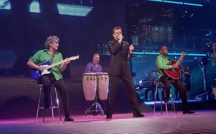 un concerto a monaco nel 2006