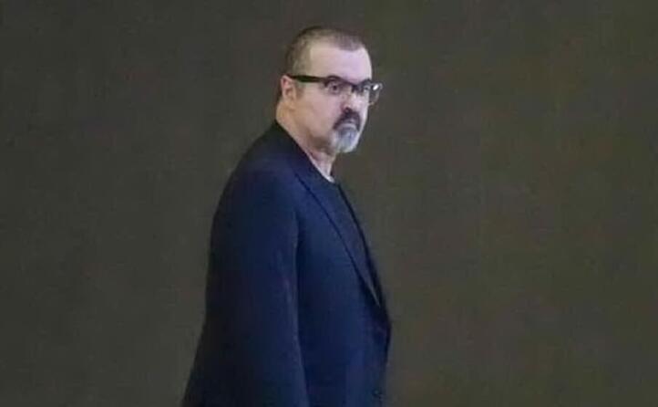 un george michael visibilmente invecchiato un anno e mezzo prima di morire (foto wikipedia e archivio l unione sarda)