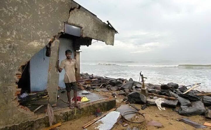 accaddeoggi 26 dicembre 2004 tsunami nel sud est asiatico