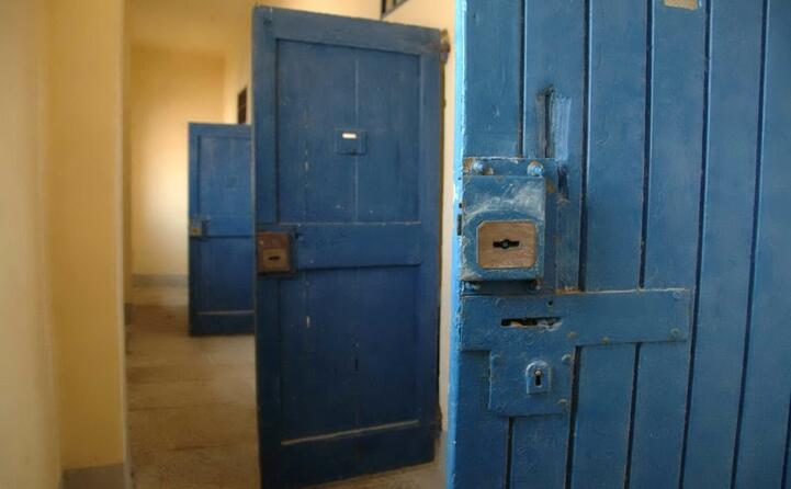 le celle del carcere