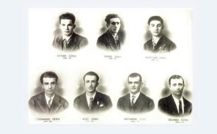 accaddeoggi 28 dicembre 1943 i fascisti uccidono i sette fratelli cervi