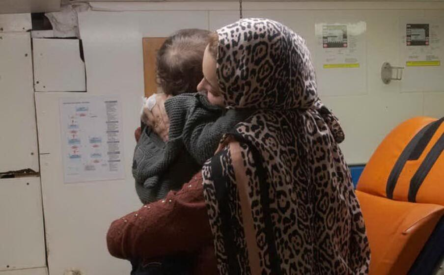 La Alan Kurdi sbarca a Pozzallo con 32 migranti
