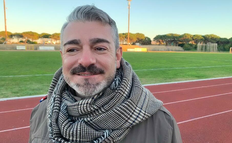giovanni rais 43 anni direttore generale del savoia (foto tellini)