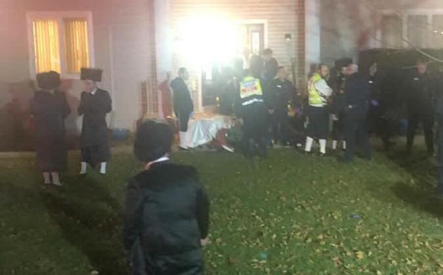 New York, attacco in una sinagoga con un machete