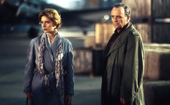 recita con isabella rossellini nel film the innocent (foto wikipedia)