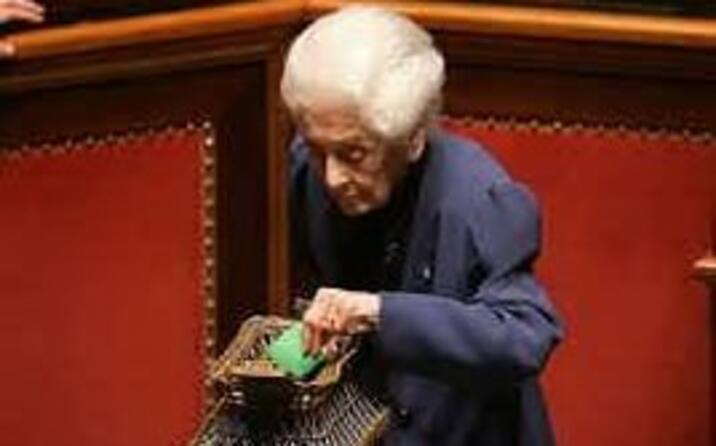 stata senatrice a vita dal 2001 sino alla morte