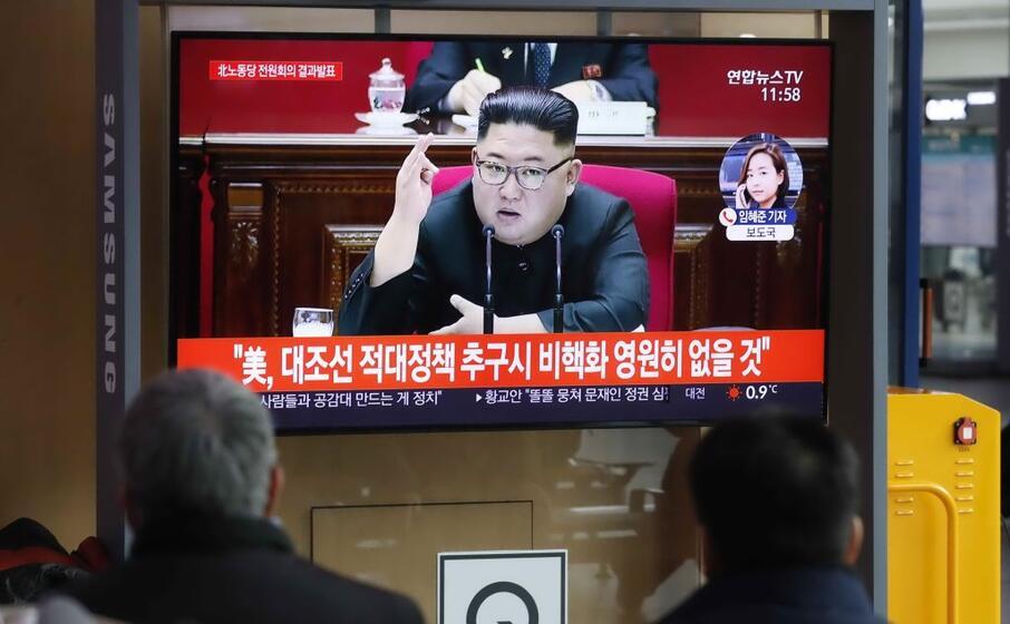 Corea del Nord, nuova minaccia di Kim Jong-un