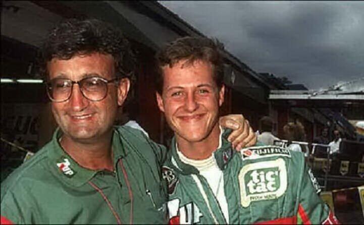 ha esordito in formula 1 nel 1991 con la jordan (archivio l unione sarda)