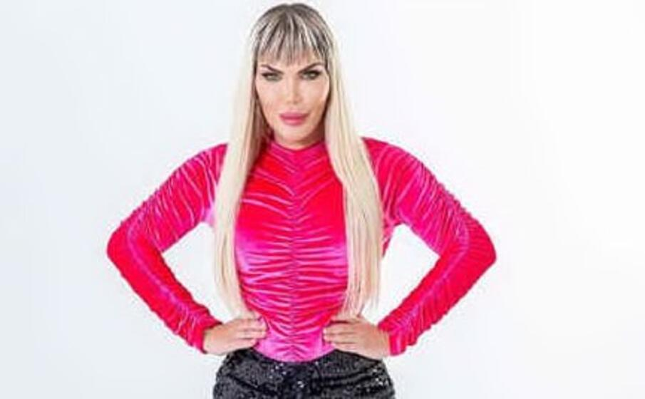 Ken umano diventa donna: Rodrigo Alves diventa Roddy