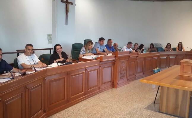 la seduta del consiglio comunale (foto simone farris)