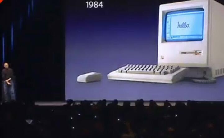 jobs ripercorre la storia del computer