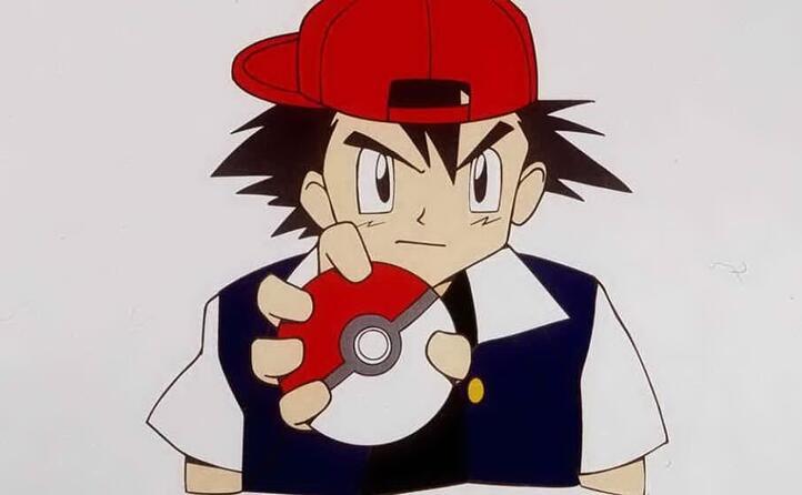 ash vuole diventare il miglior allenatore di pok mon al mondo