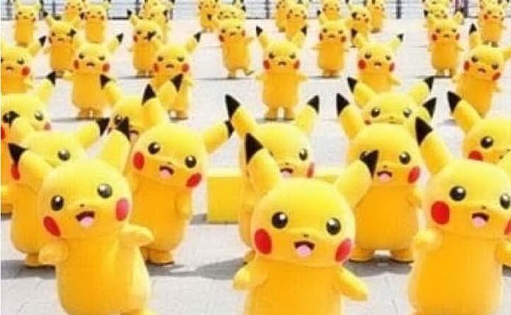 pikachu un esserino giallo destinato a diventare un icona
