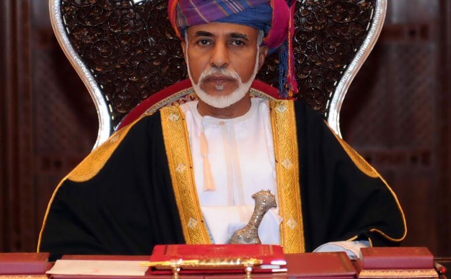 Oman, morto a 79 anni il sultano Qabus