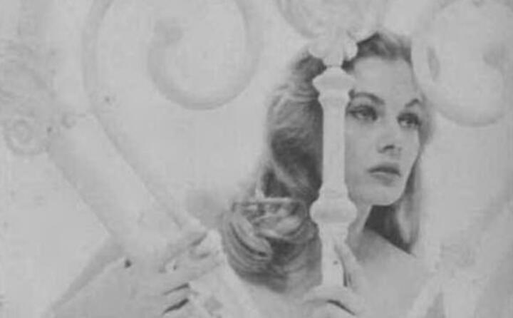nel 1950 vince il titolo di miss svezia