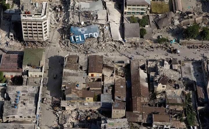 accaddeoggi il 12 gennaio 2010 un sisma sconvolge haiti