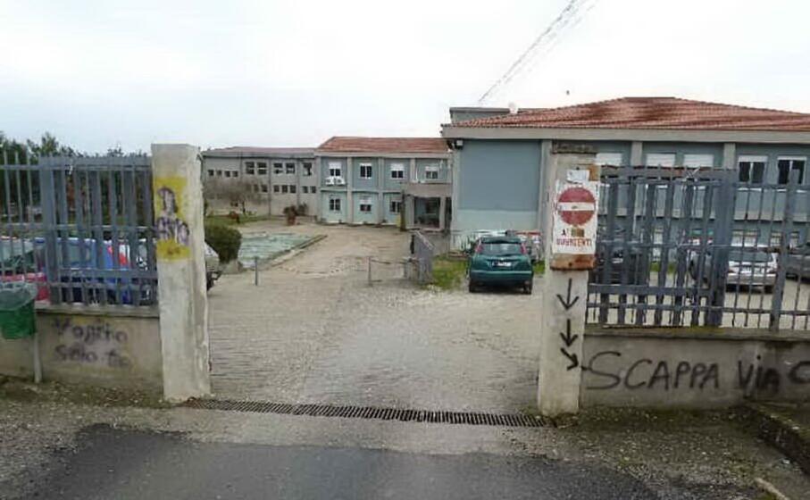 il liceo pitagora di isili (foto archivio unione sarda)