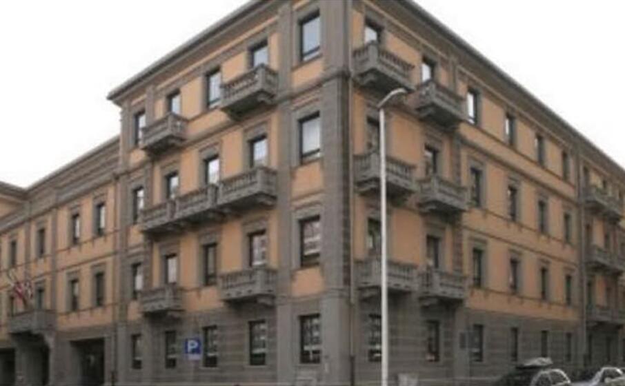 palazzo doglio a cagliari (archivio l unione sarda)