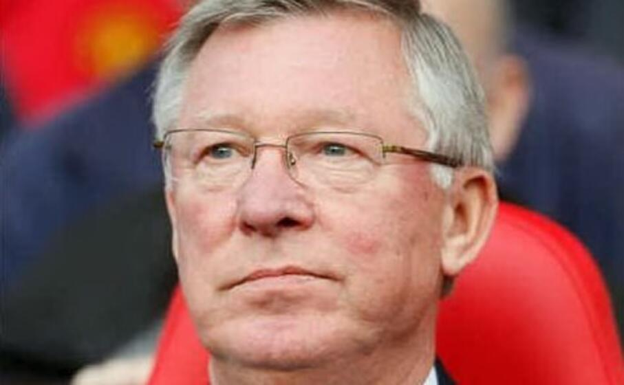 sir alex ferguson (foto instagram)
