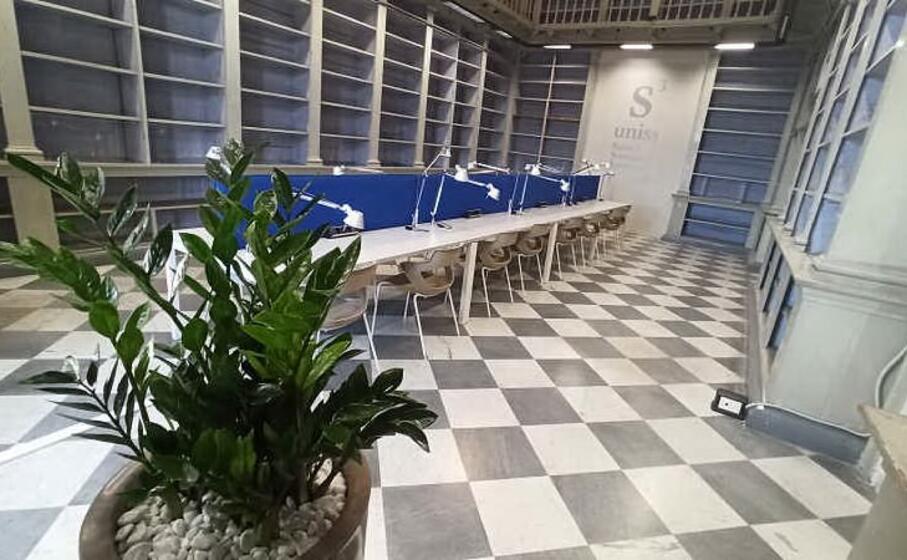 un immagine della scuola superiore di sardegna (foto ufficio stampa)