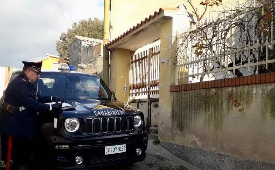 i carabinieri a furtei (foto a pintori)
