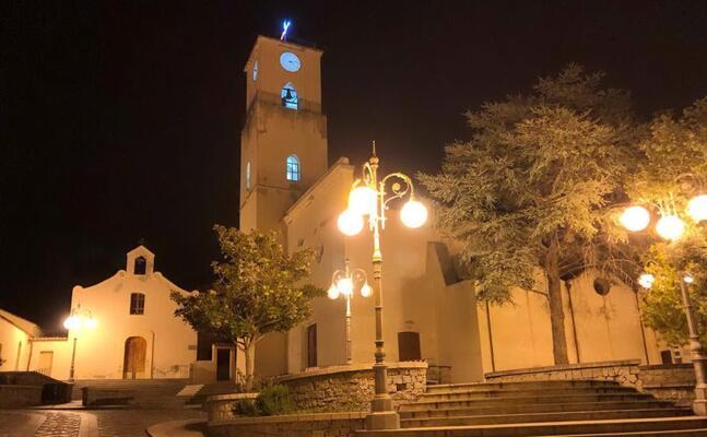 la chiesa di villaputzu