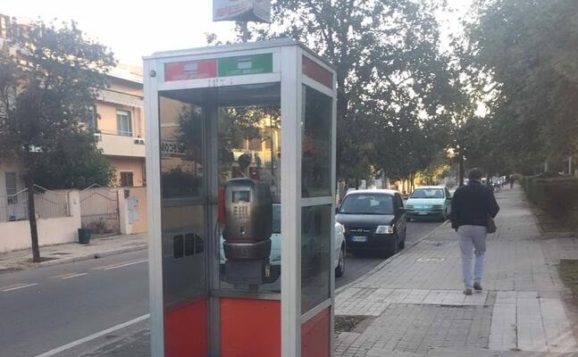 viale repubblica a oristano (foto elia sanna)