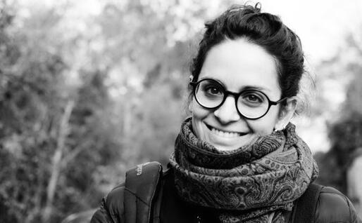 Emanuela Meloni (foto inviata dall'intervistata)