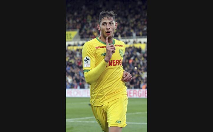 il calciatore (foto archivio l unione sarda)