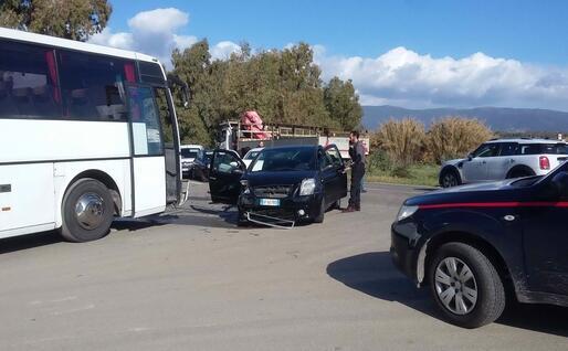 Nello stesso punto, a gennaio, si era registrato un incidente con tre veicoli coinvolti, tra i quali un pullman