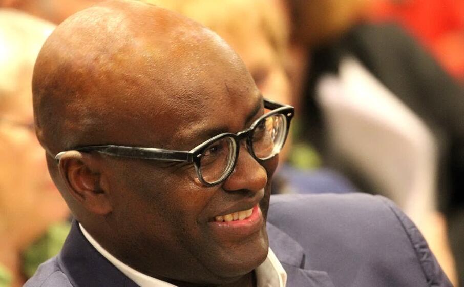 achille mbembe (foto heike huslage koch)
