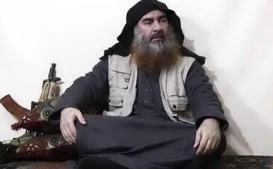 l ex leader al baghdadi