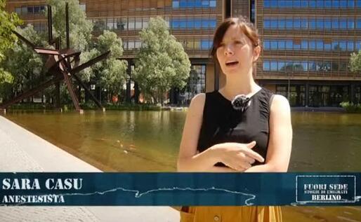 Sara Casu (foto da frame video)
