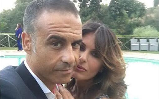 Arianna David e il marito David Liccioli (da Instagram)
