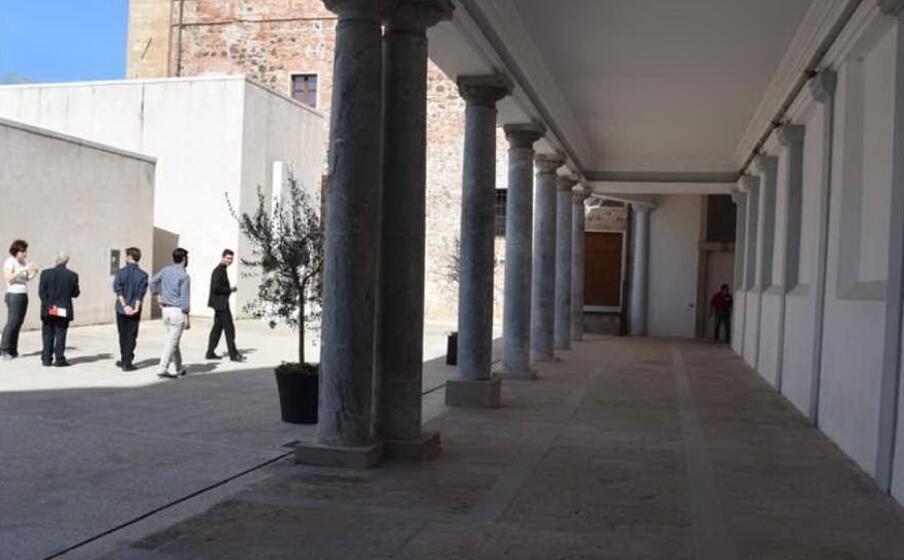 il museo (foto museo diocesano arborense)