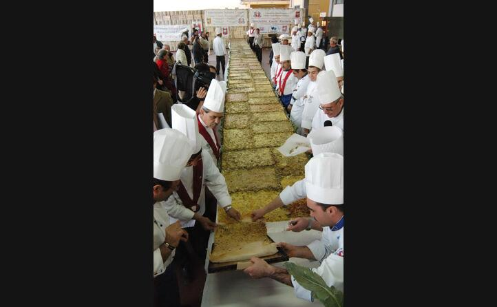 torte di carciofi a samassi (archivio l unione sarda nonnis)