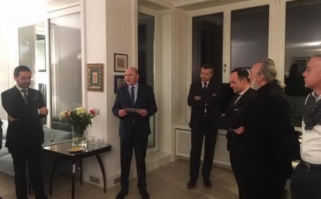 (foto ambasciata d italia in slovacchia)