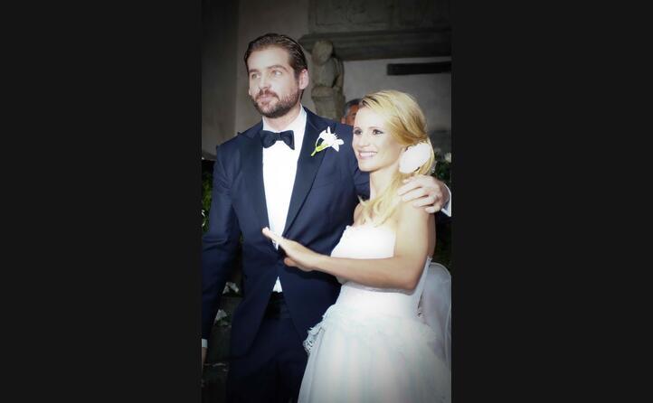 il matrimonio con tomaso trussardi