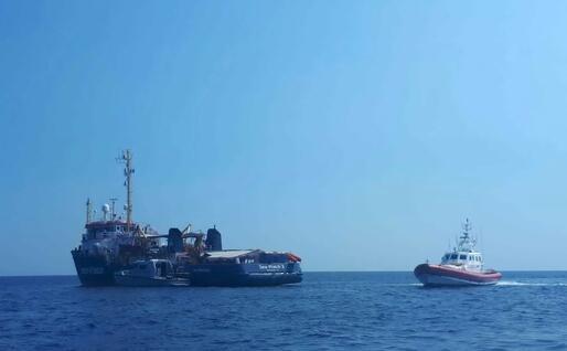 La Sea Watch 3 (Ansa)
