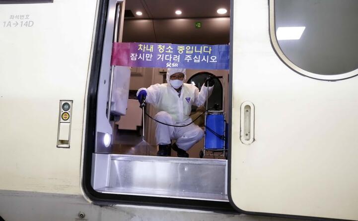 precauzioni anche in metro