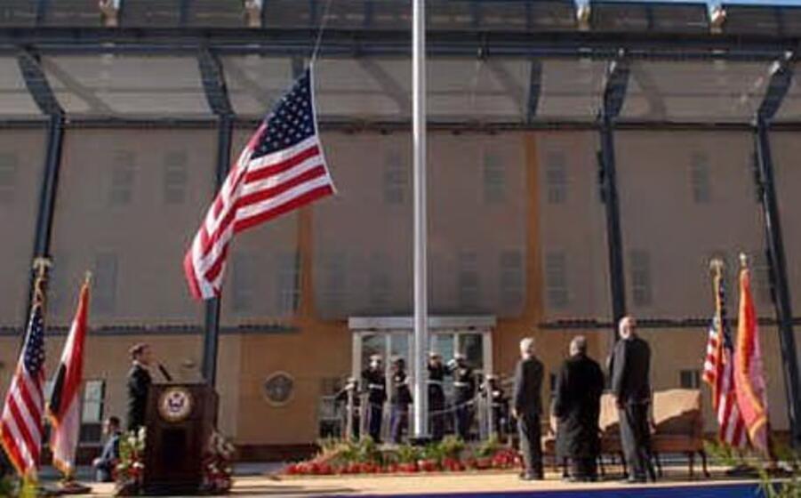 Iraq, razzi contro l'ambasciata Usa a Baghdad: almeno 3 feriti