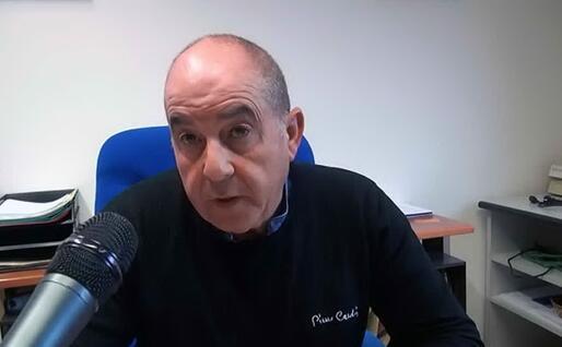 Biagio Atzori (foto Antonio Pintori)