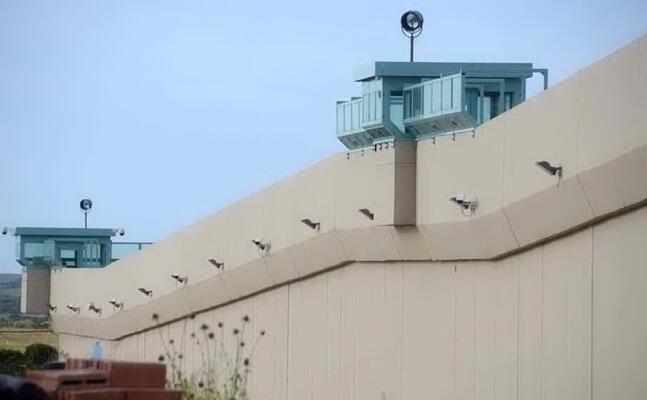il carcere di bancali (archivio l unione sarda)