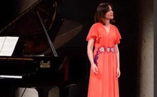 Il soprano Elena Schirru (foto ufficio stampa)