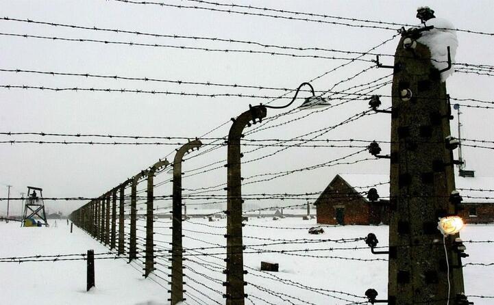 migliaia le persone morte al campo di concentramento