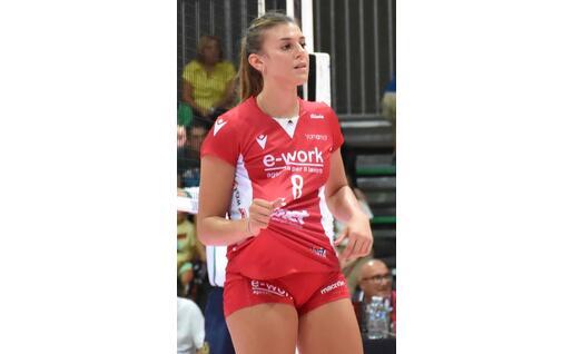 Alessia Orro (foto L'Unione Sarda - Giagnoni)
