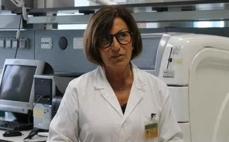 maria rita gismondo direttore microbiologia clinica del sacco di milano (dal sito microbiologia italia)
