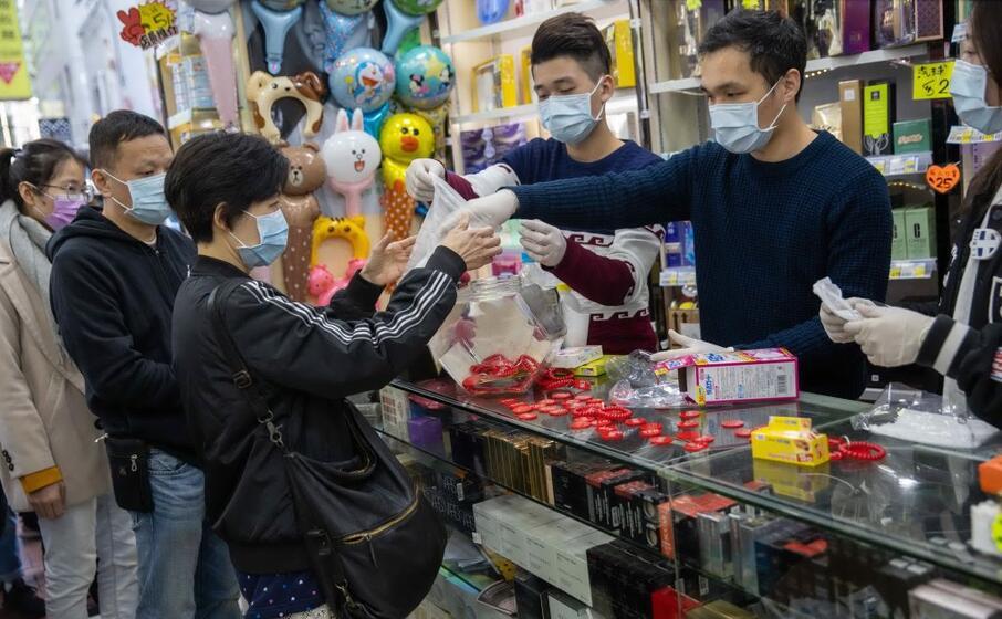 Virus Cina, sale il bilancio delle vittime